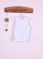 bebe tank - Summer style kids clothes tank top spima cotton baby boy clothes no sew bone bebe lingeria newborn baby clothing