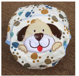 Wholesale 3pcs The New High Quality Children S Underwear Baby Underwear Kids Potty Training Pants Cloth Diapers A75