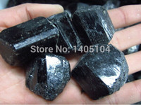 Cheap Natural black tourmaline tourmaline nunatak energy stones raw rocks nunatak Wholesale100g lot