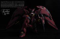 gundam - Models MG Albion Devil Devil am EW attached Decal assembly gundam model