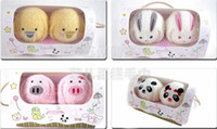 Wholesale box Cake towel couple birthday wedding creative playful rabbit animal lovers