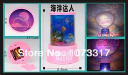Wholesale Lover Sea Colorful Novelty Amazing LED Sky Star Gift Night Light zakka