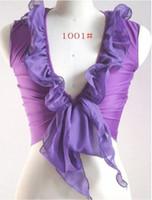 Cheap Tribal pretty Belly Dance wear costume Top ruffle Bra Dancewear different color u Pick t055 purple