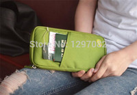abs business products - 2015 new products Fabric Passport Holder Travel Journey Case Bag Wallet Purse Organizer DY66