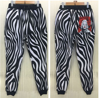 agent boot - 2015 fashion Leisure trousers Marilyn Monroe Stripe print women girl joggers pants Retail and agent