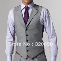best ems pants - Free EMS Custom cheap Groom Tuxedos Best man Suit Wedding Groomsman Men Suits Bridegroom Jacket Pants Tie Vest