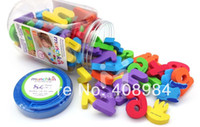 Wholesale bath toys swimming toys bottled set Letters Numbers animal
