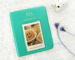 Mint Instax Mini 7s 8 25 50s Instant Photo Album 64 Films For FujiFilm Polaroid Camera 02 + Free Shipping