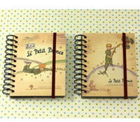 baby notepads - Spiral paper baby photo album vintage cowhide paper inch cartoon notepad