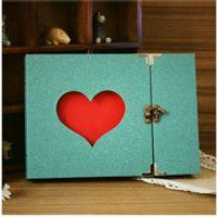 baby scrapbooking albums - 10 inch Diy Wedding Photo Album Handmade Vintage Photo Frame Lover Album Photo Baby Album De Fotos Scrapbooking Paper Sheets