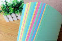 bamboo cardboard - 30pcs cm Album Pages Paper DIY Loose leaf Photo Sticker Album Inner Papers Health Colorful Craft Sheet Cardboard