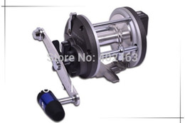 Wholesale Trolling Fishing Reel Counter Metres OURBEST PUNCH830 Aluminum Alloy Spool BB