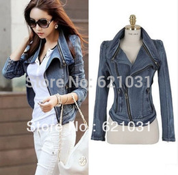 Discount Ladies Fitted Denim Jacket | 2017 Ladies Fitted Denim ...