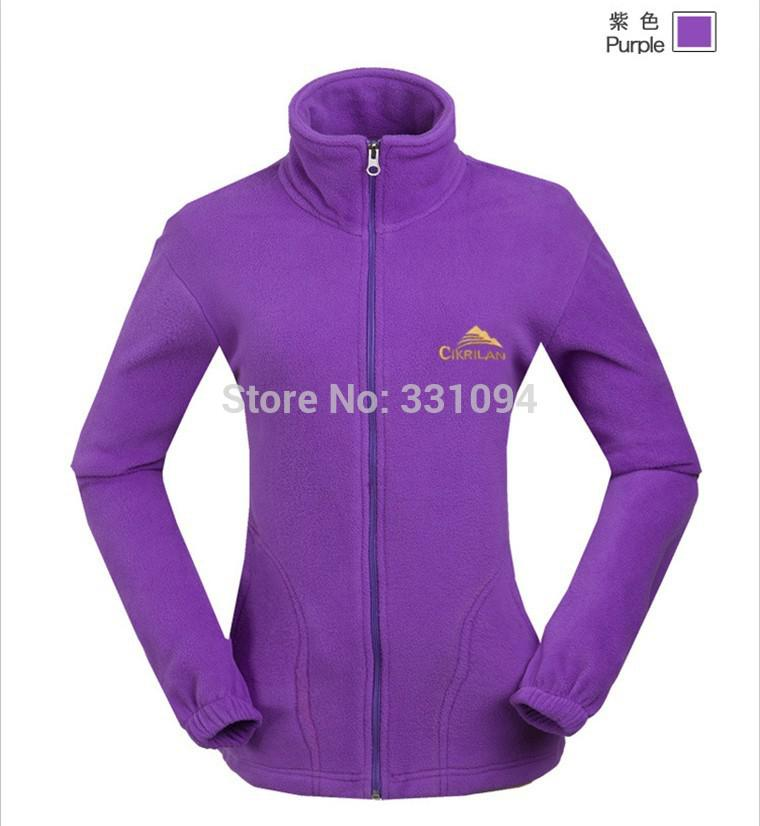 Best Women High Quality Fleece Jacket Outdoor Hiking Camping Bicycle Sports Coat Lightweight Warm Soft Comfortable Fleece Jackets Under $51.73 | Dhgate.Com