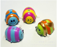 beetle toy car - Toy cars Kids toys will run will turn over cute little beetle on the chain clockwork toys