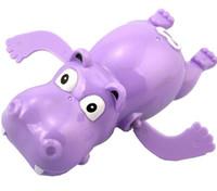 bath shower designs - S00867 P Piece Cute Animal Design Clockwork Swimming Toy Wind up Diver Tath Toy for Children Baby Shower Bath Hippo
