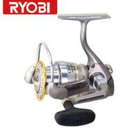 Cheap Wholesale-Free Shipping Original 100% RYOBI EXCIA Hot Sale molinete pesca Cheap Spinning fishing reels