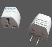 100pcs American USA universal power adapter American standar...