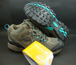 The Regatta outdoor high mountain for hiking shoes, waterproof non-slip shoes for women's shoes teenagers wear sneakers