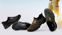 Mens hiking shoes outdoor mountain waterproof shoes,women athletic shoes,climbing shoes 4 colors