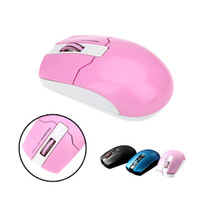 Wholesale High Quality Ghz Computer Wireless Mouse USB Receiver Wireless Optical Mouse Price Colors