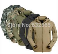 atacs fg jacket - TAD Gear Softshell Jacket Camouflage ATACS FG Jacket
