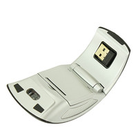 arc mouse blue - G Wireless Mini Slim Foldable Folding Arc Optical Mouse Mice USB Receiver Black White Blue Red For Laptop PC Computer