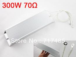 Wholesale Aluminium Clad Resistor Braking Resistor W Ohm