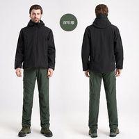 Wholesale 2015 men s casual sports trousers GoreTex fabrics mountaineering hiking pants breathable waterproof pants