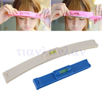 Wholesale New Magical Hair Tools Cut Kit Bangs Hair Clip Trimmer Clipper Hand Cut Bangs