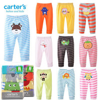 baby pants trade - carter s Carter cotton baby PP pants baby boy pants embroidered pants foreign trade children s pants factory in stock