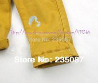 achat en gros de za bébé-Vente au détail (0-3Y) pantalons bébé vêtements pour bébés za pantalon de loisirs avec bretelles enfants pantalons occasionnels avec des accolades Livraison gratuite
