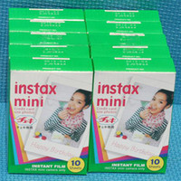 Wholesale instant camera mini s Instax Mini Instant size photos Film