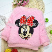 baby minnie mouse plush - Details about Baby Toddler Girls Minnie Mouse Plush Pullover Coat Sweater Cardigan Fall Winter SZ Y