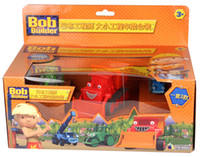 Wholesale Bob the Builder Toys Cars Set Muck Roley and Lofty Funny Car Boys Toys Gift