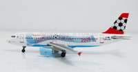 airlines promotion - Promotion Dragon Austrian airline A320 airplane model aircraft model premiere collection souvenir gift