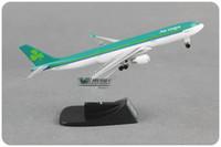 aer lingus - Aer Lingus A330 cm metal airplane models airplane model aeroplane model Die cast Scale model
