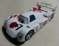 Wholesale Brand New Original Scale Pixar Cars Toys NO Japan Racer Shu Todoroki Racing Car Diecast Metal Pixar Car Toy