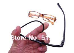 Descuento plexiglás iluminadas Mayor súper ligero plexiglás gafas de lectura gafas de presbicia lupas para viejos + 1 + 1,5 + 2 + 2,5 + 3.0 + 3.5 4.0