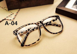 a variety of color large frame reading glasses women vintage free shipping