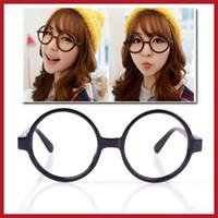 big nerd - dollarneer New Unisex Fashion Round Frame Party Fancy Dress Big Nerd Eyeglasses Glasses Worldwide