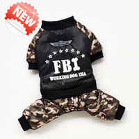 air force costume - Fashion Air Force Costume Top quality Winter Warm dog coat waterproof dog clothing Yorkshire Chihuahua pet dog clothes