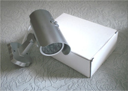 Fake Dummy Home Outdoor Surveillance Security Camera Motion Sensor Cam CCTV free shipping