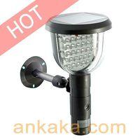 al por mayor cámaras de seguridad dvr solar-Cámara inteligente LED DVR solar Resolución 640x480 PIR resistente a la intemperie de Seguridad