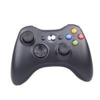 xbox360 wireless controller - Game Controller Wireless Controller For XBOX Joystick For Microsoft XBOX360 XBOX Game Controller Black