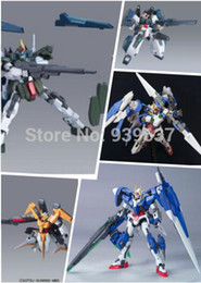 Wholesale GUNDAM HG Virtue Exia Kyriotetes Dynames inch Assembled am Models Quality toy
