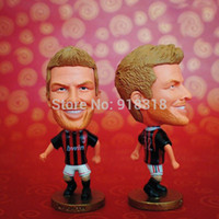 ac dolls - Soccer AC milan FC BECKHAM quot Toy Doll Figurine season
