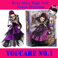 baby raven - Genuine Origina Ever After High Thronecoming Raven Queen Doll New Styles plastic toys Best gift for girl New
