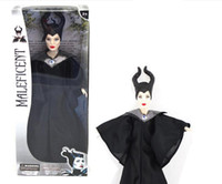 beauty spells - New Fashion Doll cm Dark Beauty Sleeping Spell Maleficent Doll New Toy for Children