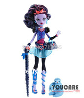 baby jane doll - Monster High Jane Boolittle Doll Genuine Original Monster High Doll